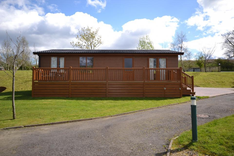 Image of Copshaw Lodge Plot 2 Riverview Holiday Park