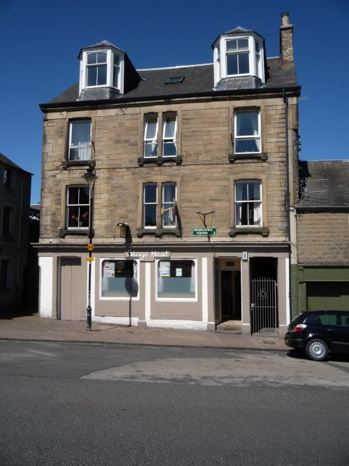 Image of Stags Head Public House & First Floor Flat 13 Drumlanrig Square